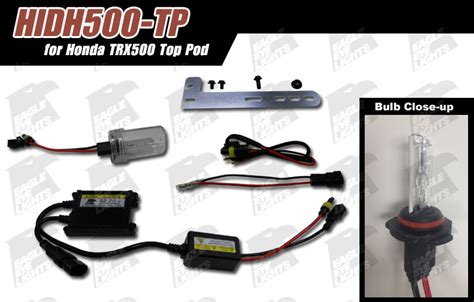 Honda Tp Wiring by 2014 2020 Honda Trx500 Trx520 Hid Kit Hidh500 3