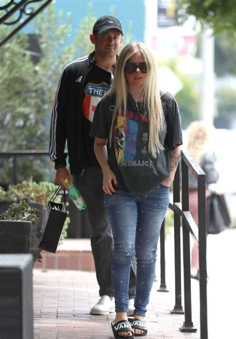 avril lavigne shopping  couture kids  west hollywood