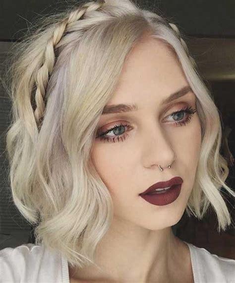 good  braided short hairstyles short hairstyles