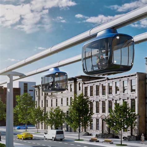 Art Lebedev Designs eRopeway Concept for Bosch in 2020 ...