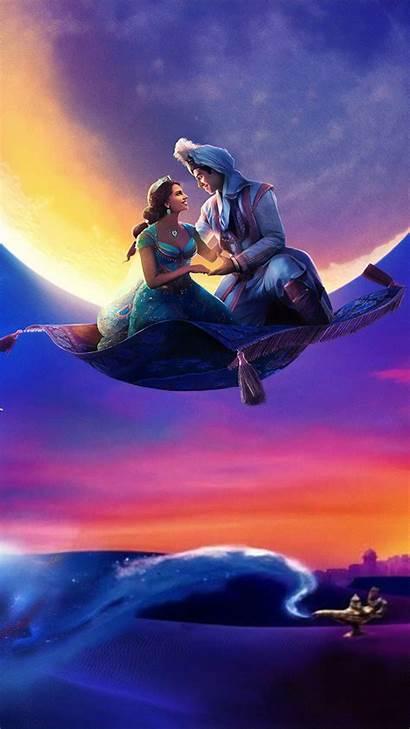 Aladdin Naomi Mena Scott Massoud Mobile Disney
