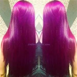 Pravana vivids purple and pink