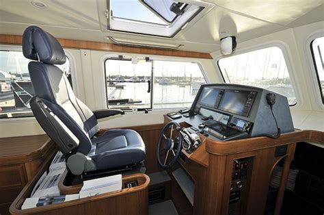 Seaward 42 Review  Motor Boat & Yachting