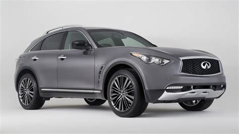 Infiniti Picture by 2017 Infiniti Qx70 Limited Brings Visual Tweaks To New York
