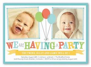 Free First Birthday Invitation Template  037 1st Birthday