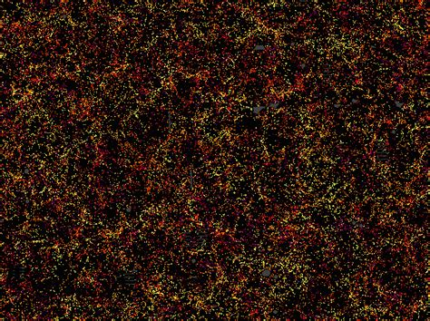 Detailed Image 1 2 Million Galaxies In 3d Space Earthsky