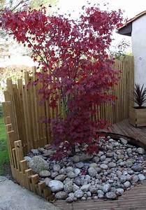 belle palissade pratique pour separer deux espaces avec With idee deco terrasse jardin 14 cresson plantation taille et entretien