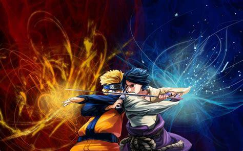 Naruto Vs Sasuke Wallpaper Naruto Anime Animated