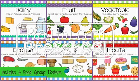 nutrition unit play to learn 217 | PicMonkey Collage Nutrition1