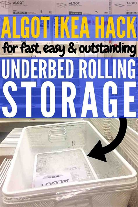 Home Design Hack Tool by 10 Min Ikea Storage Hack No Tools Required Home Design