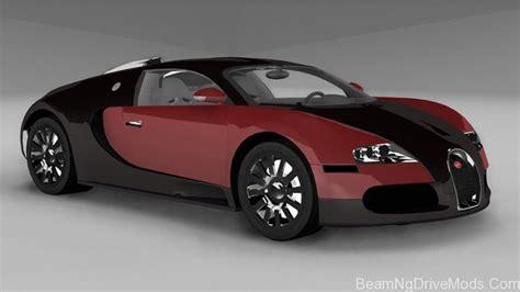 Someone make a bugatti chiron or veyron. BeamNG - Bugatti Veyron - BeamNG Drive Mods Download