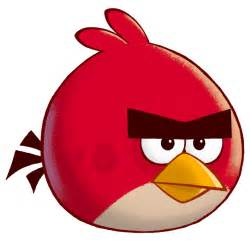 Angry Birds Toons Red