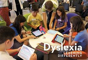 Dyslexia — Learning Differently