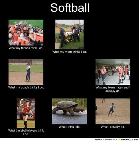 Softball Memes 25 Best Ideas About Softball Memes On