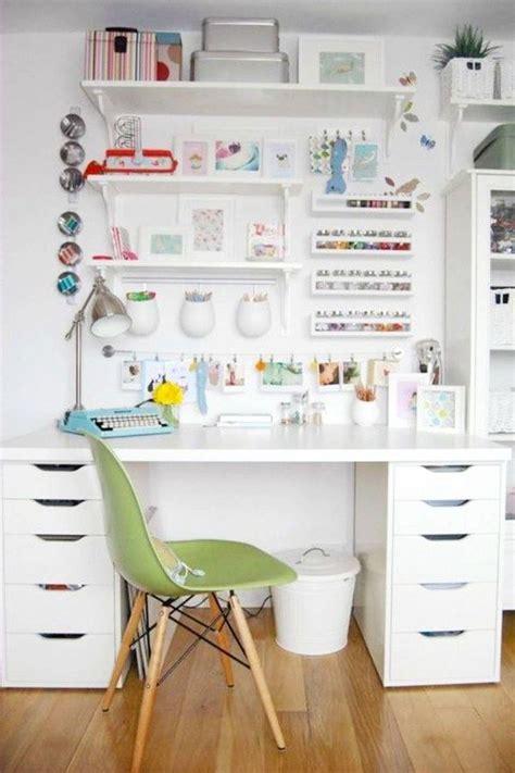 home office ideas  women   budget craft storage