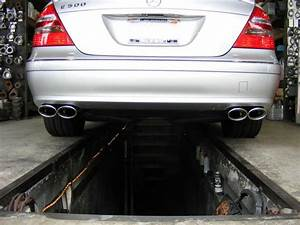 What Do I Need On My E500 To Run Exhaust Tips Like The