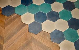 pose de carreaux de ciment dans le magasin sophie ferjani With carreaux de ciment marseille
