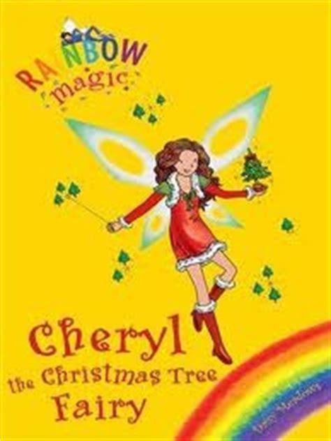 cheryl the christmas tree fairy by daisy meadows