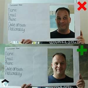 Bad CV Pictures Versus Good CV Pictures CareerProfessor