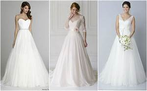 top 27 wedding dress styles for pear shaped brides With wedding dress for pear shaped
