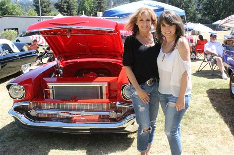 Daughter, Mother Steer Calistoga's Autos For Alzheimer's
