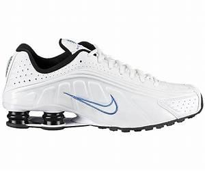 Nike Shox Herren Auf Rechnung : nike shox r4 eu herren schuhe neu weiss schwarz blau sneaker sportschuhe nz ebay ~ Themetempest.com Abrechnung
