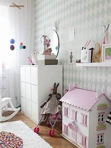 Schöne Betten Für Mädchen : m dchenzimmer dekorieren ~ Frokenaadalensverden.com Haus und Dekorationen