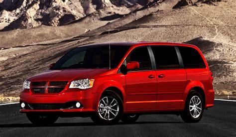 20112012 Dodge Grand Caravan Recalled For Unintended