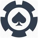 Casino Icon Icons Spades Poker Market Creative