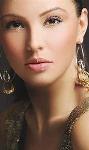 beauty golden | Beauty, Golden, Earrings