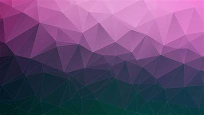Background Triangles Polygon Gradient Geometric Triangle Purple