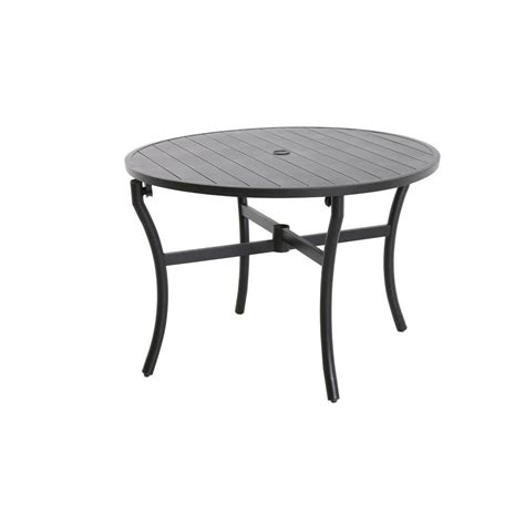 hton bay middletown rectangular patio dining table