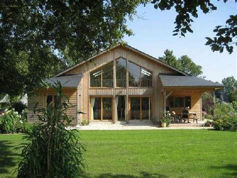 construire une maison ossature bois maison ossature bois 171 m 178 224 bourg achard 27 normandie e2r maisons bois