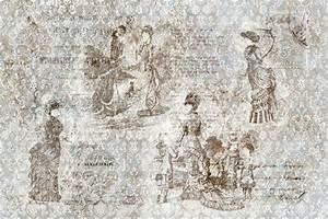 Schablone Wand Barock : hochwertige tapeten und stoffe fototapete nostalgie wand barock 0368 3 decowunder ~ Bigdaddyawards.com Haus und Dekorationen