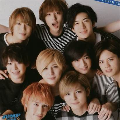 Hey Say Jump Members Into Recommendations Drama