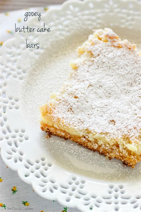 yellow butter cake gooey butter cake bars 1508