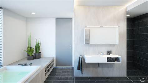 Das Moderne Badezimmer  Design Und Technik Banovo