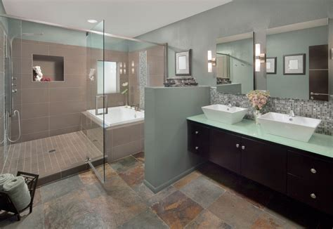 revamping  master bathroom peter mickus