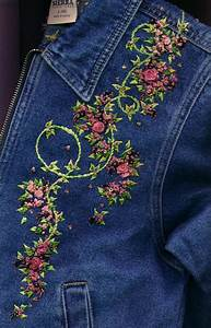 Easy Simple Nail Designs Embroidery For Old Jeans Simple Craft Ideas