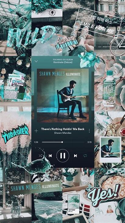 Mendes Shawn Wallpapers Iphone Lockscreen Background Concert