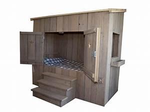 langue With peindre un escalier en bois brut 9 lit enfant cabane en bois avec escalier