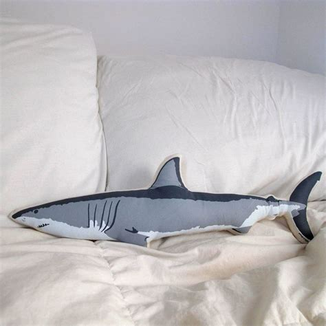shark pillow shark pillow