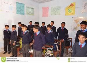 Poor Pakistani School Students! Editorial Photo - Image ...