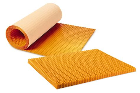 ditra xl schluter tile underlayment schluter 174 ditra heat floor warming schluter ca