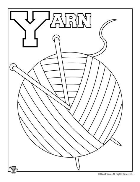 yarn woo jr kids activities
