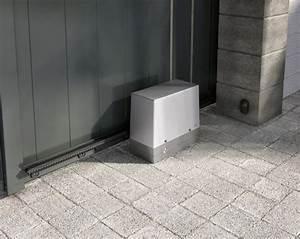 Moteur Portail Coulissant Castorama : comment motoriser un portail coulissant castorama ~ Dallasstarsshop.com Idées de Décoration