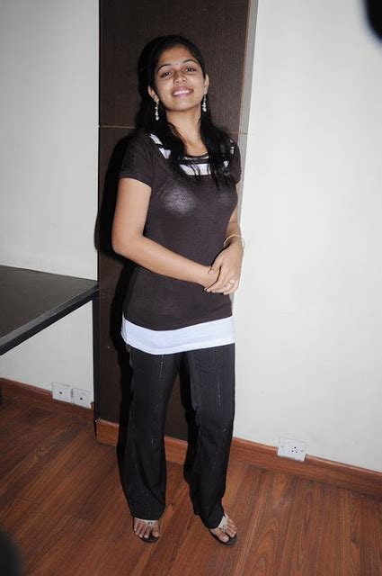 Bhagyanjali Desi Girl In Tight Dress ~ South Indian
