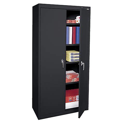 Sandusky Storage Cabinet 72 by Sandusky 72 Steel Weldedassembled Storage Cabinet With 4