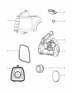 Eureka 3675a Mighty Mite Vacuum Factory Parts Diagrams And Schematics  Evacuumstore Com