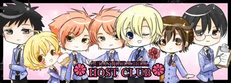 Ouran High School Host Club Chibi Photos
